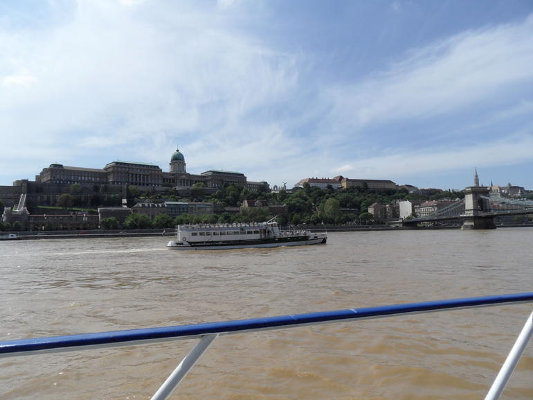 Cruising the River - Budapest