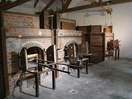 Dachau Crematorium, Alison W - October 2010