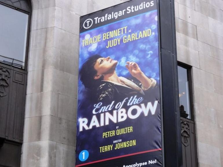 End of the Rainbow Show in London - London