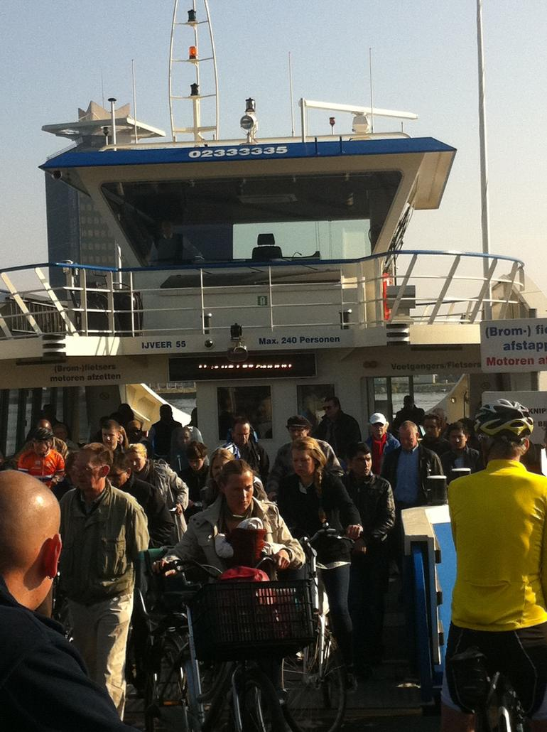 Ferry, Amsterdam - Amsterdam