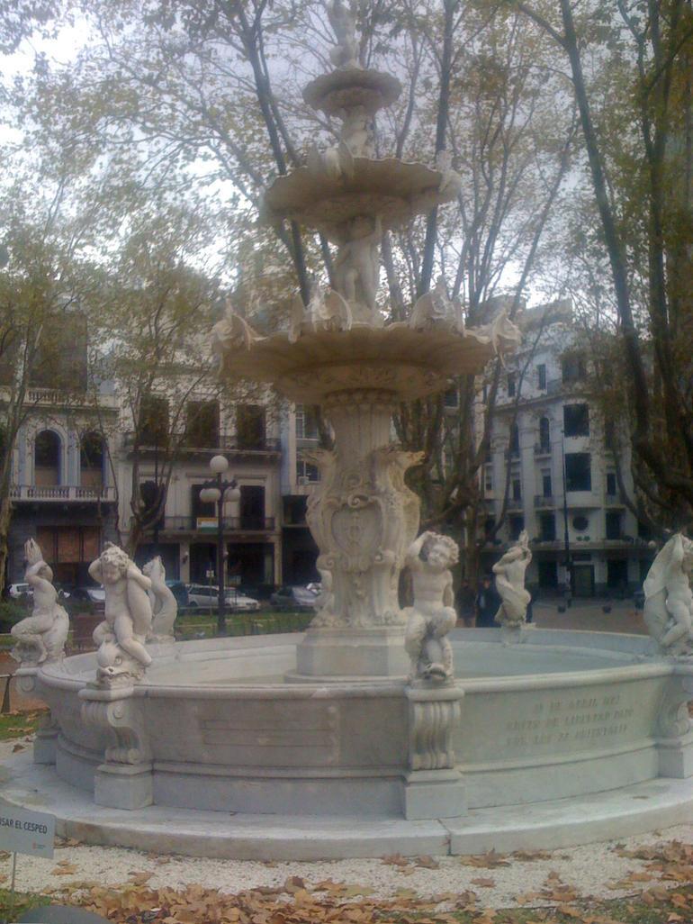 Fountain - Buenos Aires