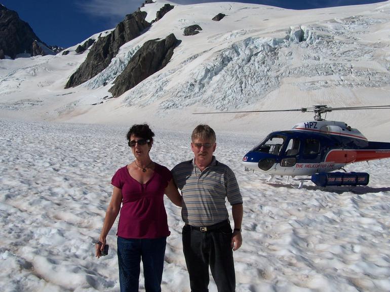 Fox Glacier - Franz Josef & Fox Glacier