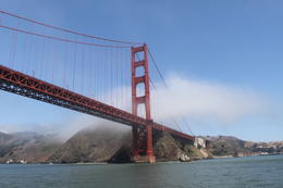 The Golden Gate Bridge , Anya M - July 2013