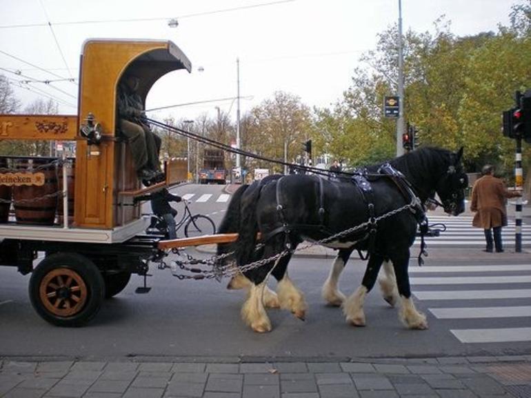 Heineken Experience - Beer truck - Amsterdam