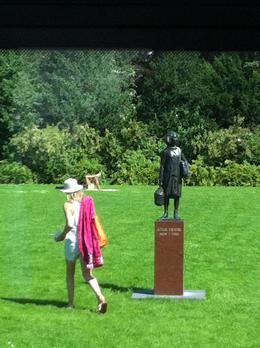 Anne Franks park , Jason C - August 2012