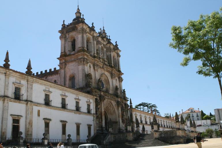 Kloster Alcobaca - Lisbon
