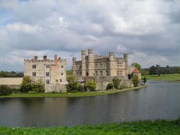 A view of the beautiful Leeds Castle - May 2010