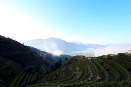 Longji Rice Terraces - May 2012