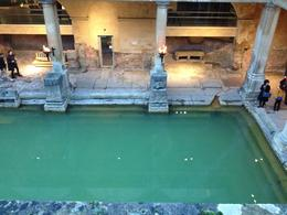 This grand Roman bath promises goosebumps! Walk on the same cobbled road the Romans did more than 5000 years ago! , piyali14 - December 2014