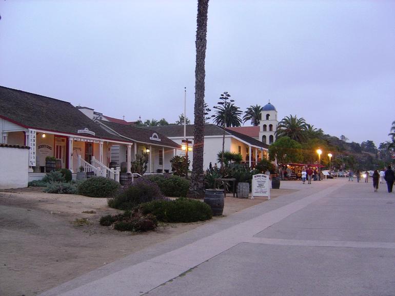 Old Town San Diego - San Diego