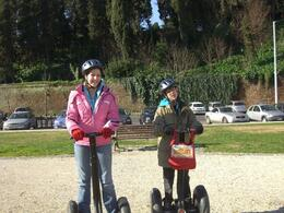 Let's Segway - March 2009