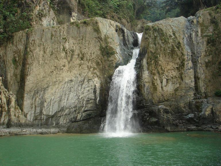 Salto de Jimenoa waterfall, Jarabacoa, Puerto Plata - Puerto Plata