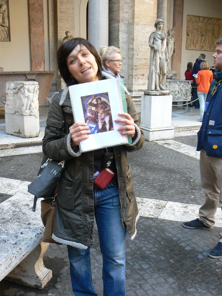Vatican City.. and quot;In the Groove and quot; - Rome