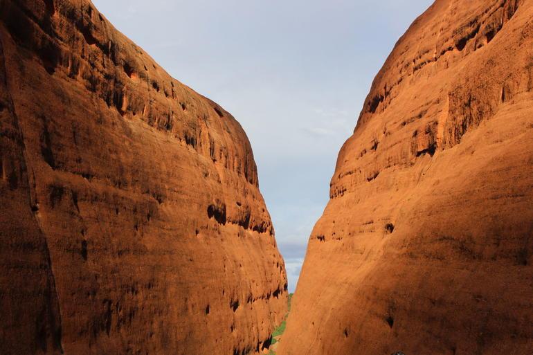 Walpa Gorge - Ayers Rock