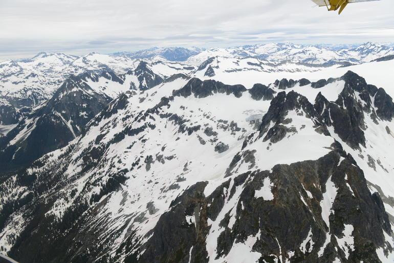 Whistler Flightseeing Tour - Whistler
