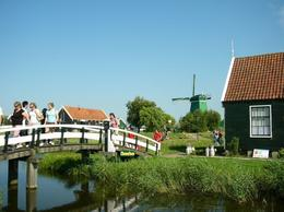 Zaanse Schans Windmills - March 2012