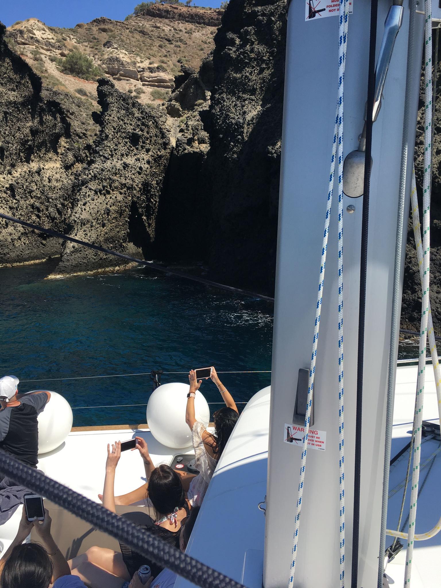 MÁS FOTOS, Recorrido por la caldera de Santorini con comida griega completa y bebidas