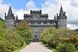 Inveraray Castle on our amazing tour with Rabbie's , Lea F - August 2017