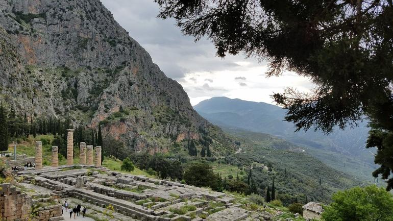Delphi Day Trip from Athens photo 21