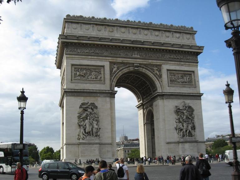 Arc de Triomphe - London