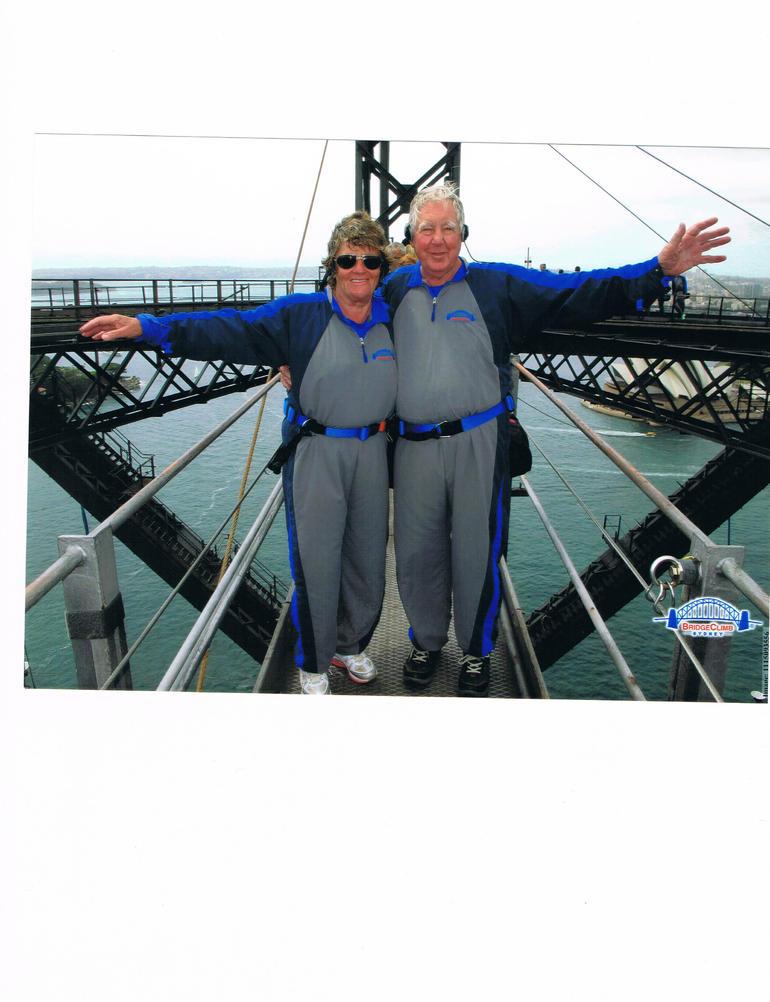 Bridge climb - Sydney