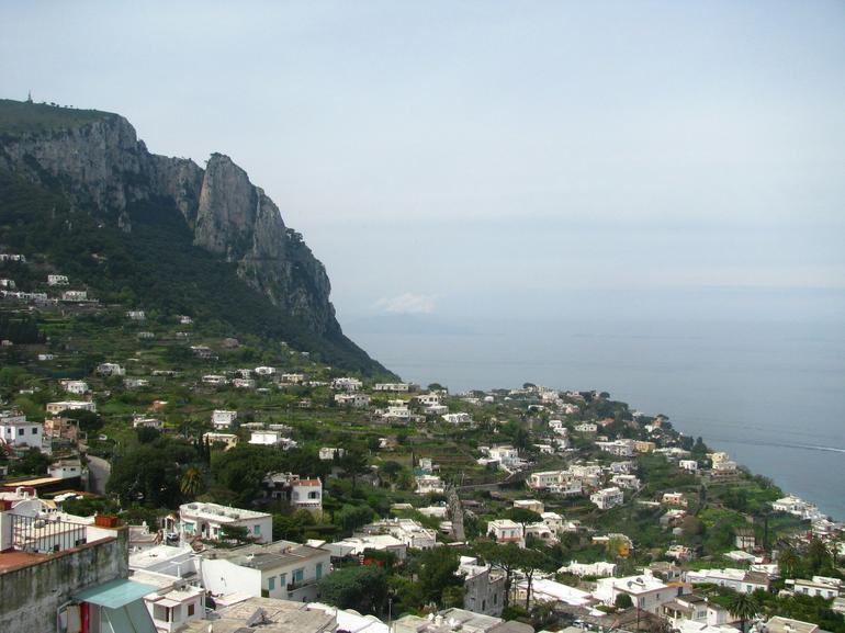 Capri - Rome