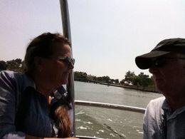 Mon mari et moi, au retour de cette belle excursion! , Jam - August 2015