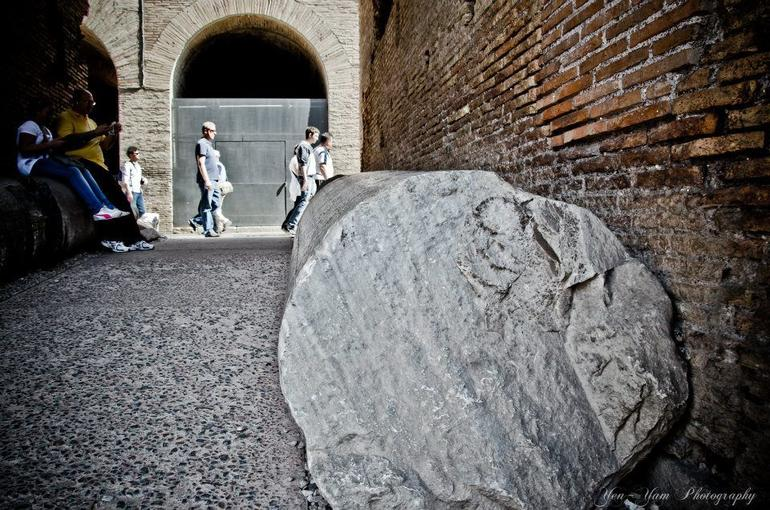 Colloseum. - Rome