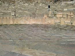 Dionysus Theater, Graham Walker - October 2011