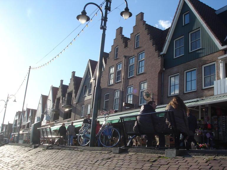 Fishing Village of Volendam March 20, 2012 - Amsterdam
