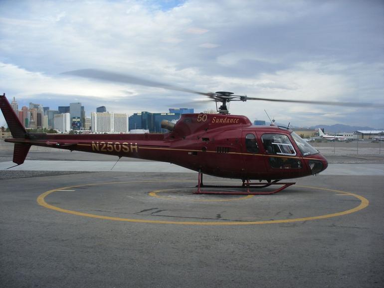 Helecopter - Las Vegas