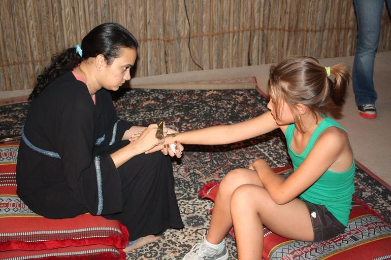 Henna Painting - Dubai