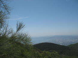 The Bay of Naples from Vesuvius. , David Marshall J - July 2012