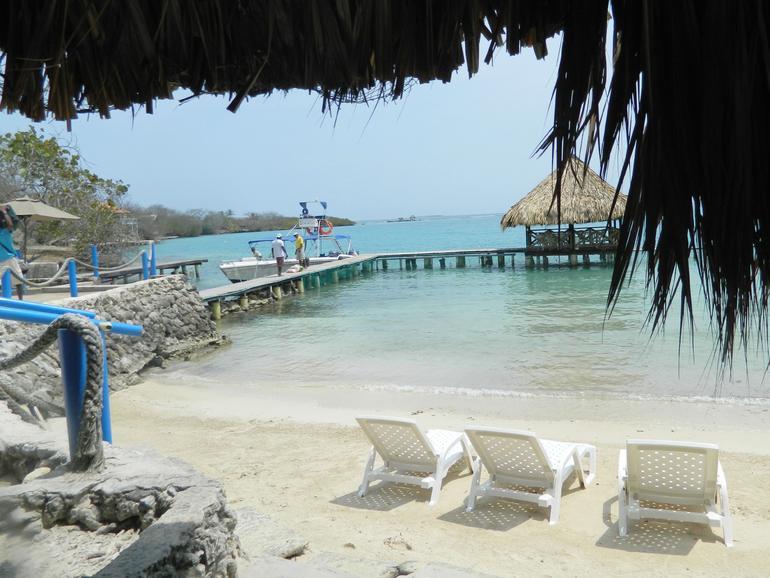 Isla Grande - Cartagena