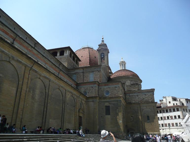 Medici Chapel and San Lorenzo, Florence - Florence