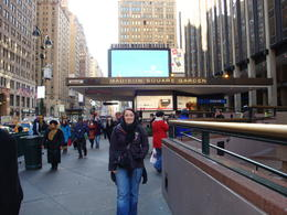 Madison Square Garden , Millie - March 2011
