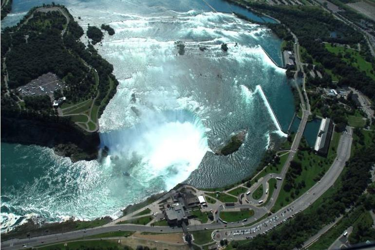 Niagara Falls Helicopter Tour - Niagara Falls & Around