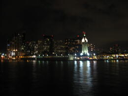 Shot of the Aloha Tower from the boat., Bandit - February 2011