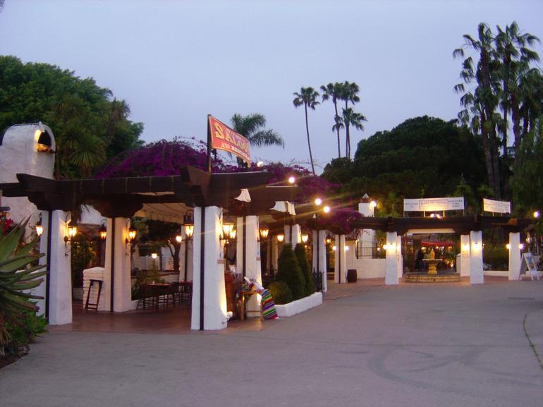 Old Town restaurant - San Diego