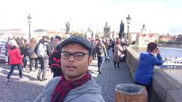 A bright sunny day in Prague , sudip d - October 2016