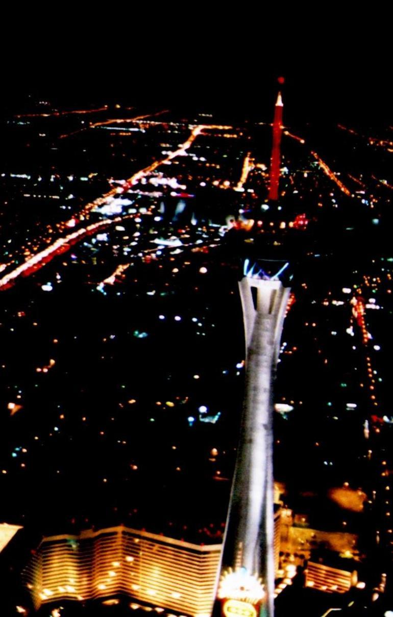 Stratospher Tower, Las Vegas Strip - Las Vegas