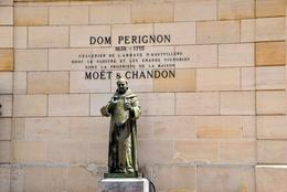 At Moet and Chandon , Nancy T - June 2013