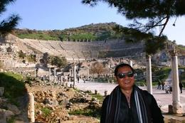 The climax of the trip is a visit to the Roman Theater in Ephesus, Raymond G - December 2009