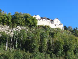 Vaduz Castle, Liechtenstein , Nancy B - October 2014