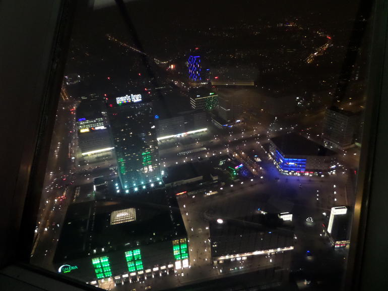view from the TV Tower - Berlin