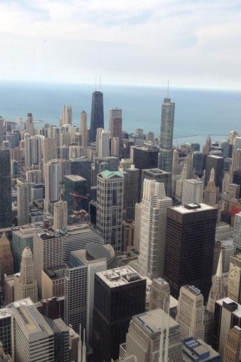 View from Willis Tower.PNG - Chicago