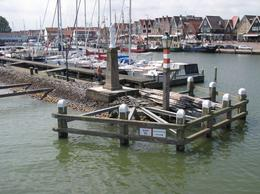Volendam Docks - March 2012