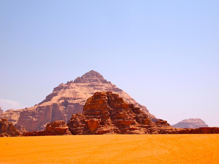 Wadi Rum - Amman