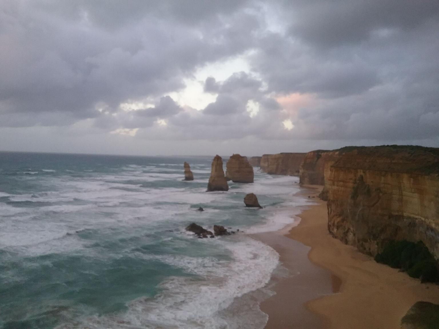MÁS FOTOS, Excursión al atardecer a la Gran Carretera Oceánica desde Melbourne