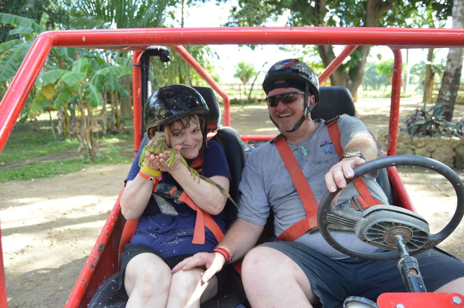 MÁS FOTOS, Wild Buggy Eco Adventure from Punta Cana